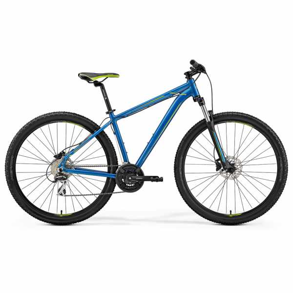 Merida Big Nine 20 D blue