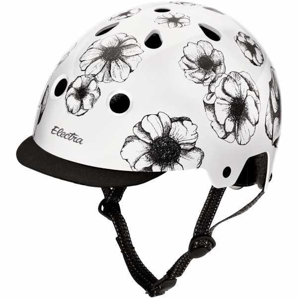Electra Flowers Bike Helmet CE