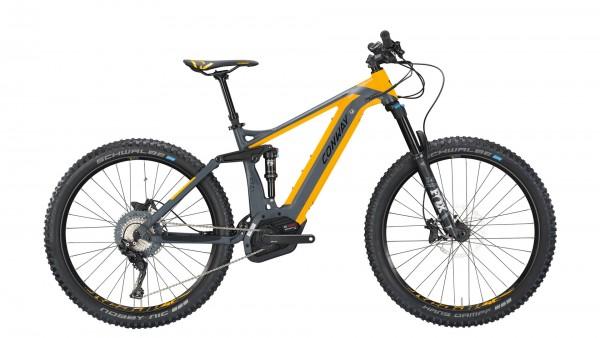 Conway eMF527 Plus gelb