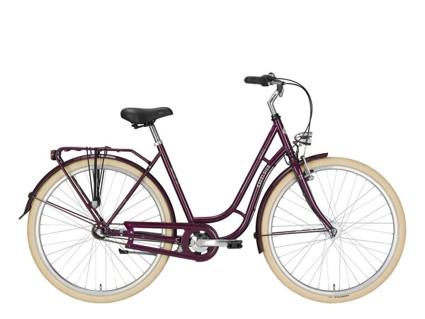 EXCELSIOR Swan-Retro ND aubergine