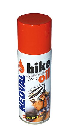 BIKE-OIL SPRAY W40