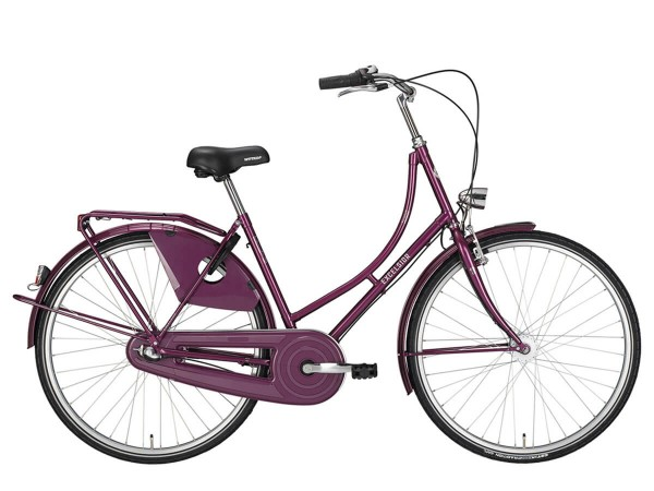 EXCELSIOR Hollandrad Classic ND dark cherry